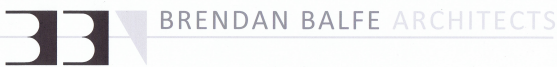 Brendan Balfe Architects Logo